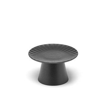 Serax Inku Cake Stand Small Black