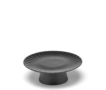 Serax Inku Cake Stand Medium Black