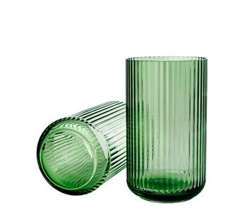 Lyngby Porcelaen Lyngby Vase Green 31 cm