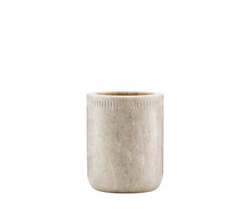 Nicolas Vahé Marble Storage Jar 13 cm