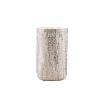 Nicolas Vahé Marble Storage Jar 17 cm