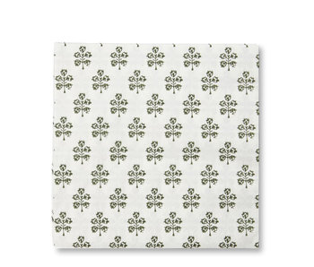 House Doctor Paper Napkins Plant Green 40/40