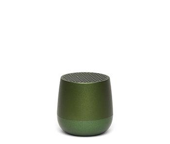 Lexon Mino Speaker Dark Green