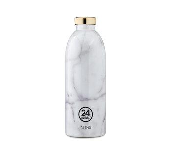 24 Bottles Clima Bottle Carrara 850 ml