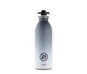 24 Bottles Athleisure Bottle Tempo Grey 500 ml