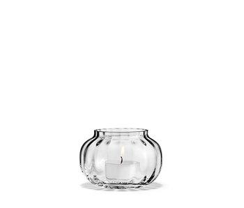 Holmegaard Primula Tealight Holder Clear
