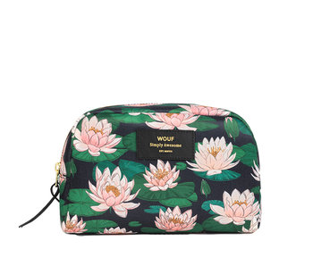 Wouf Nenuphares Large Beauty Bag