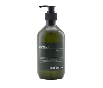 Meraki Hair & Body Wash Harvest Moon 500 ml