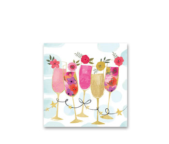 PPD Paper Napkins Happy Drinks 33/33