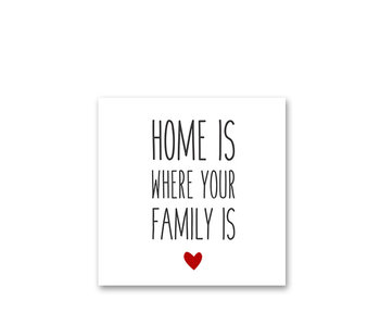 PPD Paper Napkins Your Family 33/33