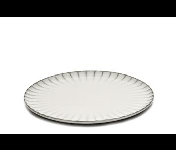 Serax Inku Plate White 24 cm