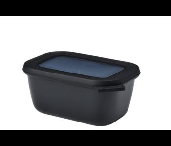 Mepal Cirqula Multikom Rechthoekig 750 ml Nordic Black