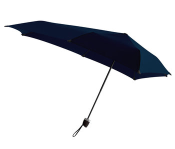 Senz Mini Automatic Foldable Storm Umbrella Blue