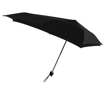 Senz Mini Automatic Foldable Storm Umbrella Black