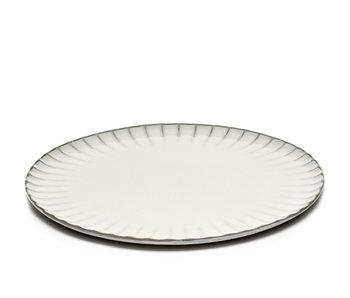 Serax Inku Plate White 27 cm