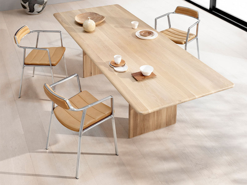 Vipp 451 Chair Sand Leather