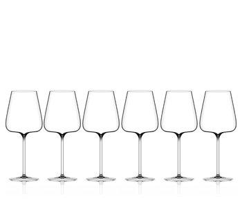 Italesse Etoilé Noir Wijnglas 79 cl 6 pcs.