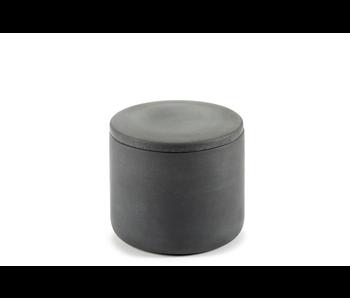 Serax Cose Potje Rond S D7 H6.5 Dark Grey