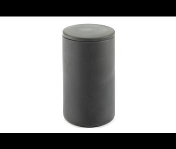 Serax Cose Potje Rond L D7 H12.6 Dark Grey