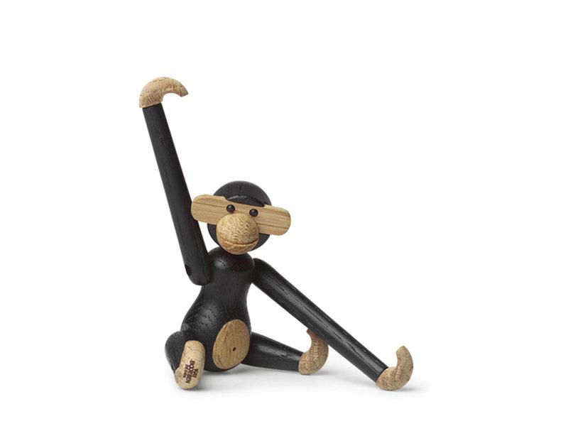 Kay Bojesen Monkey Small Teak and Limba + Mini Dark Stained