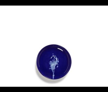 Serax Feast Bord Lapis Lazuli Artisjok Wit 16 cm