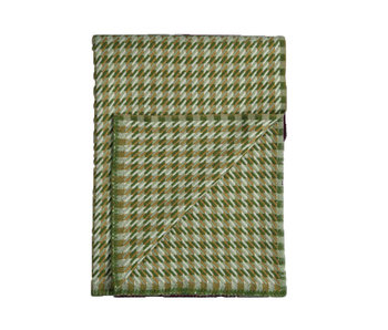Roros Tweed Mimi Plaid Espen's Green