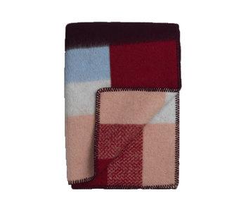 Roros Tweed Mikkel Plaid Red 135/200