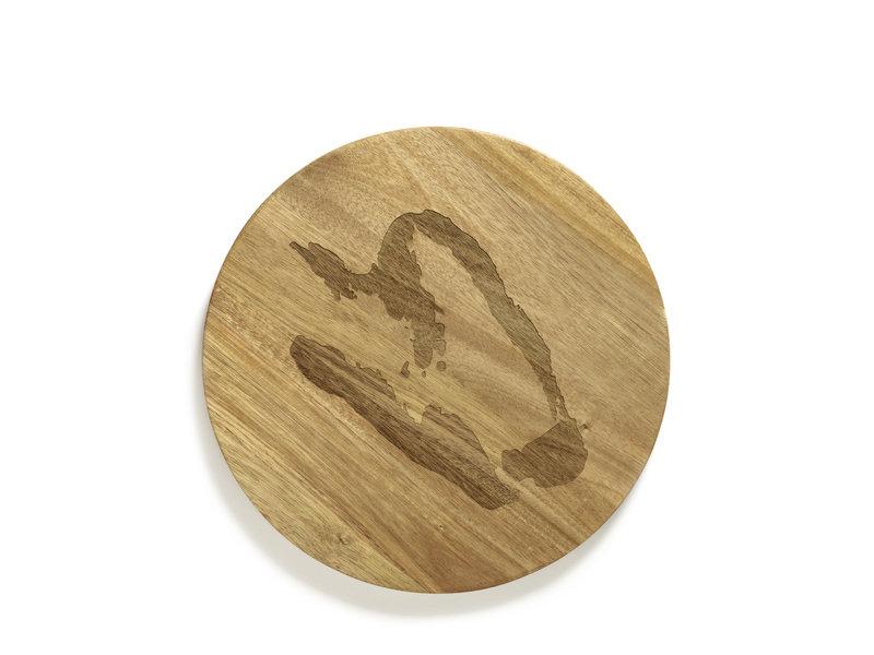 Serax Feast Tray Paprika 35 cm