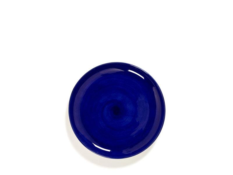 Serax Feast Bord Lapis Lazuli M D22,5