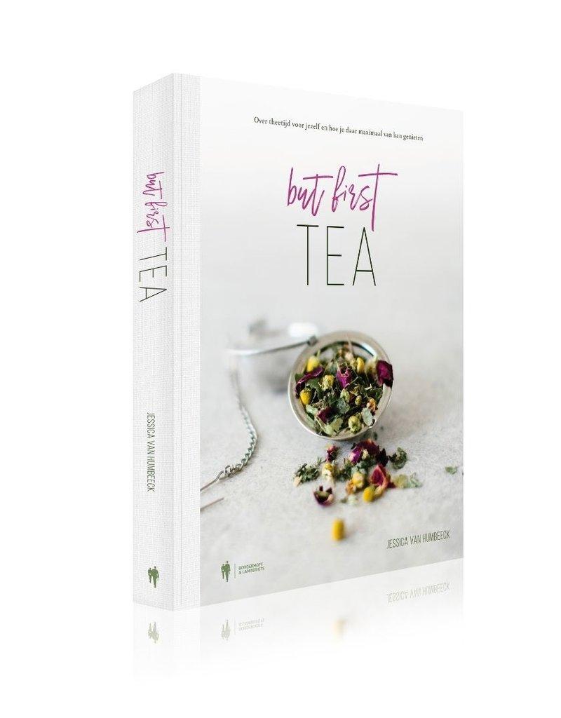 Boek: But First, Tea