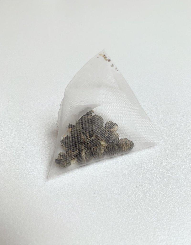Jasmijnparels | 20 piramidebuiltjes