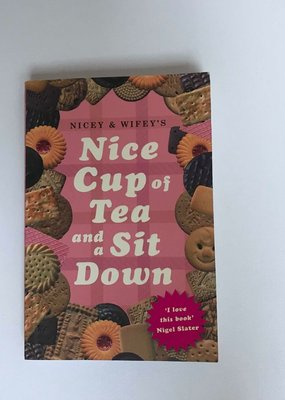 nicey & wifey's - nice cup of tea and a sit down
