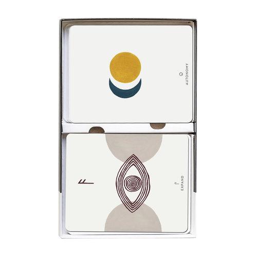 Lexmond vs Lexmond LOVE CARDS Inner Compass Cards- Nederlandse versie
