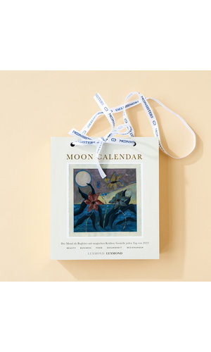 Moon Calendar 2022 DE