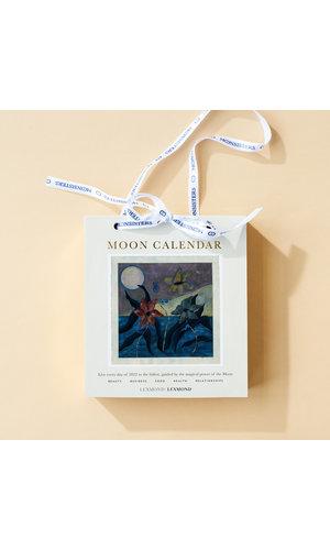Moon Calendar 2022 ENG