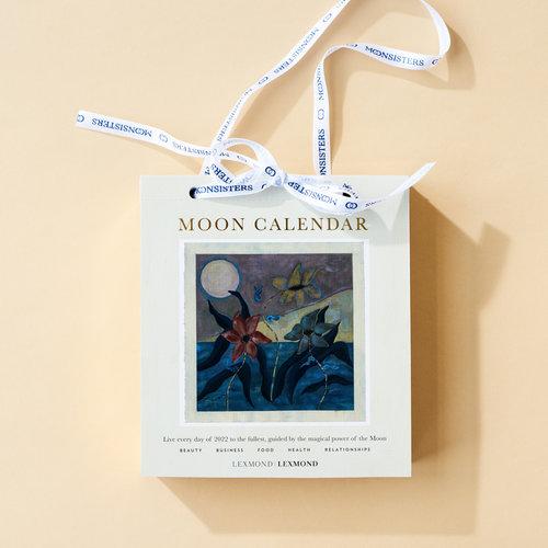 Moonsisters Moon Calendar 2022 ENG