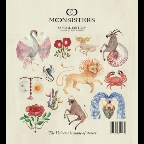 Moonsisters Moon Calendar 2022 DE