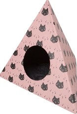 District 70 District 70 triangle pink tipi tent