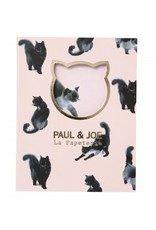 Paul & Joe Paul & Joe Sticky notes set -  Lichtroze Zwarte kat
