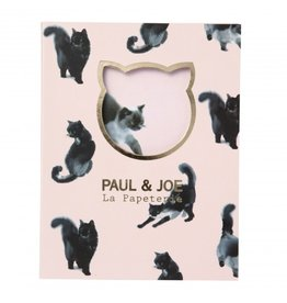 Paul & Joe Paul & Joe Sticky notes set -  Lichtroze Zwarte kat