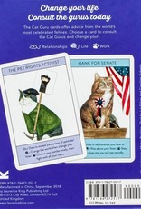 Laurence King Cat Gurus Advice Cards