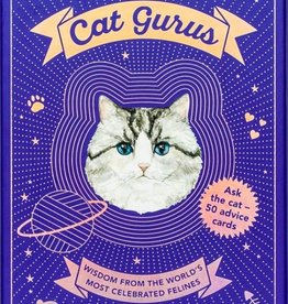 Laurence King Cat Gurus Advice Cards