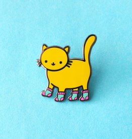 Pony People Pony People - Sock kitty pin