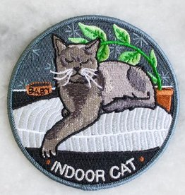 Stay Home Club Stay Home Club - Indoor cat patch