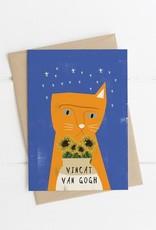 Niaski Niaski - Vincat Van Gogh Kaart
