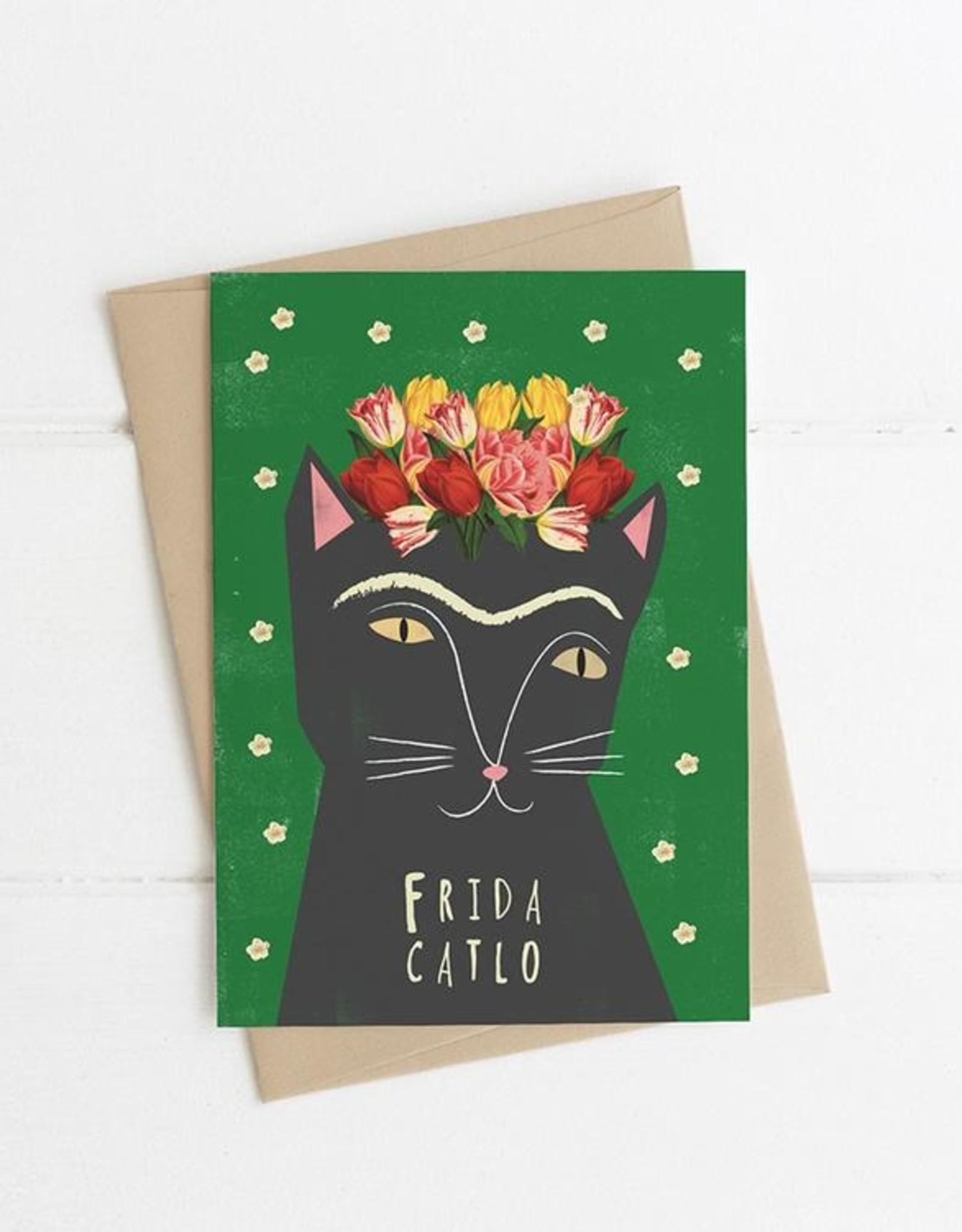 Niaski Niaski - Frida Catlo kaart