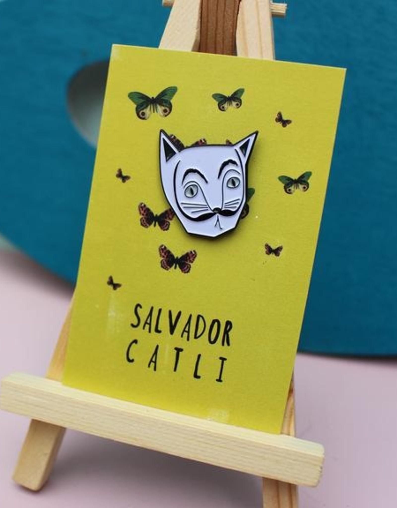 Niaski Niaski - Salvador Catli Pin