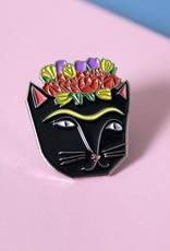 Niaski Niaski - Frida Catlo pin