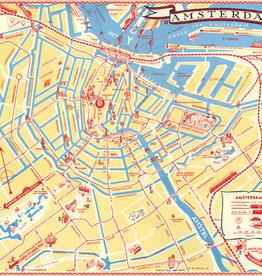 Cavallini Papers Cavallini Papers Amsterdam - poster