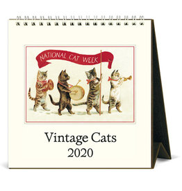 Cavallini Papers Cavallini Papers Vintage cats - Kalender